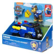 Mancs Őrjárat - Chase átalakuló rendőrautója