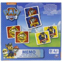 Mancs Őrjárat - Memória játék