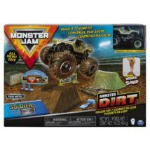 Monster Jam & Kinetic Sand Prémium Pálya - Soldier Fortune