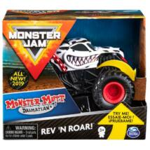 Monster Jam-Felhúzós Kisautók- Monster Mutt