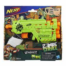 NERF Zombie - Strike Quadrot kilövő