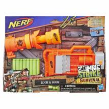 NERF Zombie -  Nailbiter Zoom and Doom kilövő