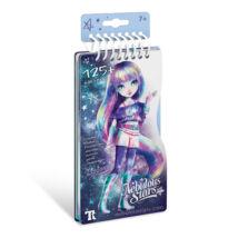 Nebulous Stars Mini tervező füzet - Isadora