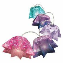 Nebulous Stars Origami lámpások