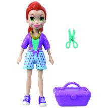 Polly Pocket Sportoló baba (D)