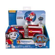 Mancs Őrjárat alap járművek - Marshall tűzoltóautója
