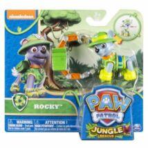 Mancs Őrjárat Dzsungel mentőakció - Rocky