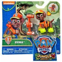 Mancs Őrjárat Dzsungel mentőakció - Zuma