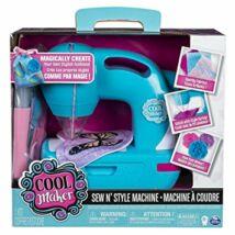 Sew Cool Varrómester - játék varrógép/ajándék erszénykészítővel