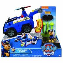 Mancs Őrjárat Flip and Fly - Átalakítható és repülő járművek: Chase