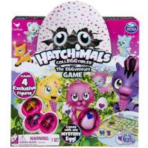 Hatchimals CollEGGtibles EGGventure társasjáték