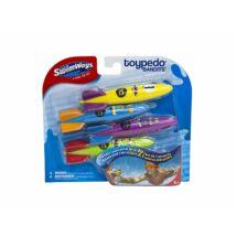 Toypedo banditák 4 db-os vízi játék