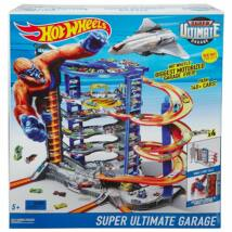 Hot Wheels - Super Ultimate garázs