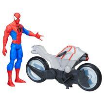Spiderman Titan Hero Figura Motorral