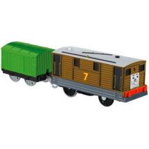 Thomas kedvenc motorizált mozdonyok - Toby (CDB70)