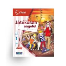Tolki könyv: Játékosan angolul