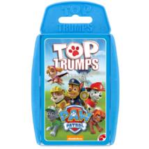 Mancs Őrjárat - Top Trumps játékkártya