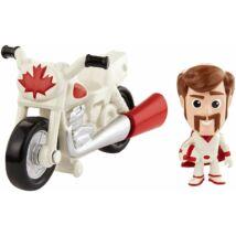 Toy Story mini figurák járművel (Duke Caboom)