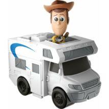 Toy Story mini figurák járművel (Woody)