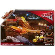 Verdák 3 mozis helyszínek játékszett - Thunder Hollow Challenge