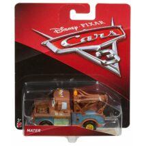 Verdák 3 karakter kisautók - Tow Mater