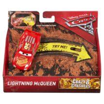 Verdák 3 Crazy 8 versenyautók - Lightning McQueen