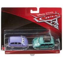 Verdák 3 karakter kisautók (2-es csomag) - Minny & Van
