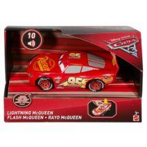 Verdák 3 világító kisautók - Lightning McQueen