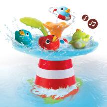 Yookidoo fürdőjáték - Zenélő szökőkút kacsákkal