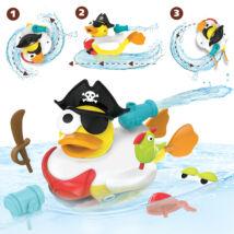Yookidoo fürdőjáték - Építsünk kalózt!
