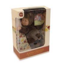 Anne Geddes babák - Barna mackó (23 cm
