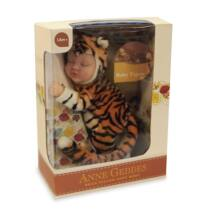 Anne Geddes babák - Tigris 23 cm-es