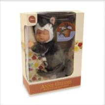 Anne Geddes babák - Cica (23 cm)