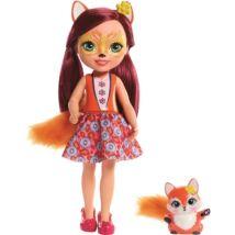 Enchantimals baba - Nagy méretű Felicity Fox
