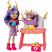 Enchantimals - Danessa Deer állatorvosi rendelő
