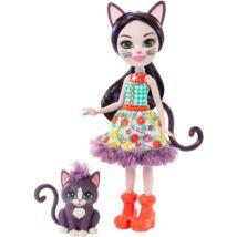 Enchantimals válogatás - Ciesta Cat