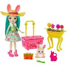 Enchantimals - Bunny Blooms nyuszis játékszett