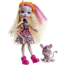 Enchantimals válogatás - Zadie Zebra