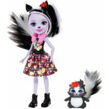 Enchantimals baba állatkával (Sage Skunk)