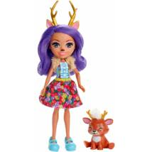 Enchantimals baba állatkával (Danessa Deer)