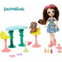 Enchantimals - Lajhár Sela Slow-Down Szalon