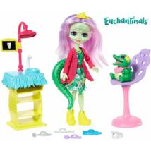 Enchantimals - Andie Alligator fogorvosi rendelője