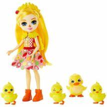 Enchantimals - Dinah Duck, Slosh, Corn, Butter and Banana (GJX45)