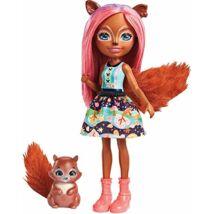 Enchantimals válogatás - Sancha Squirrel