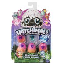 Hatchimals Gyűjthető Tojás (4db+bón)