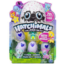 Hatchimals CollEGGtibles: 4 db-os meglepetéscsomag
