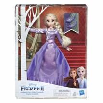 Disney Jégvarázs 2: Deluxe Elsa Divatbaba