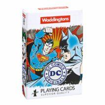 DC Comics franciakártya