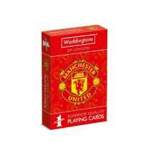 Manchester United focicsapat francia kártya