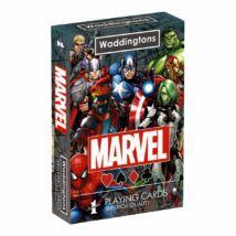 Marvel Universe francia kártya
